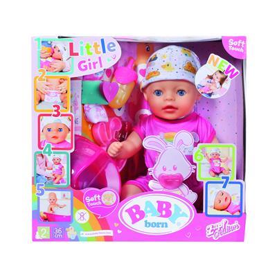 Zapf BABY born® Baby Soft Touch interaktivni dojenček