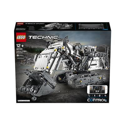 LEGO Technic Bager Liebherr R 9800 42100