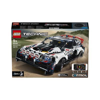 LEGO Technic Avtomobil za reli Top Gear 42109