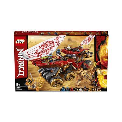 LEGO Ninjago Kopenski zaklad 70677
