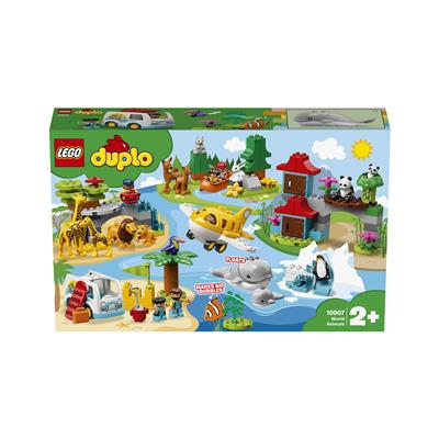 LEGO Duplo Živali sveta 10907