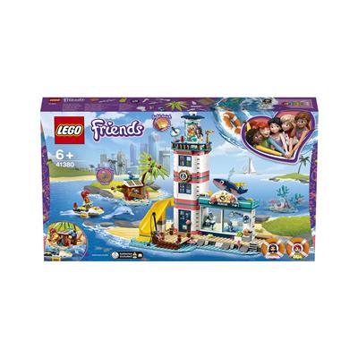 LEGO Friends Središče reševalnih akcij v svetilniku 41380