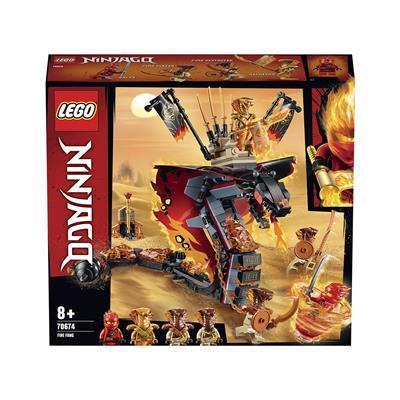 LEGO Ninjago Ognjeni čekan 70674