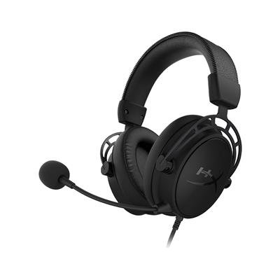 Kingston Gaming slušalke HyperX Cloud Alpha S (HX-HSCAS-BK/WW)