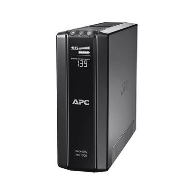 APC UPS brezprekinitveni napajalnik Back Pro BR1500GI
