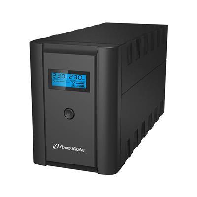 PowerWalker UPS brezprekinitveni napajalnik Line Interactive VI1200 SHL