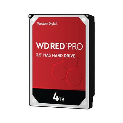 Western Digital Vgradni disk za NAS sisteme WD RED (WD40EFAX)