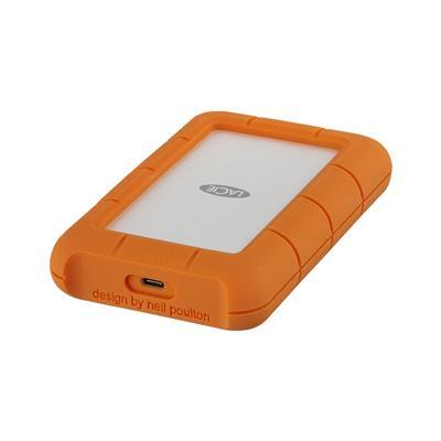 LaCie Prenosni disk Rugged USB-C (STFR4000800)