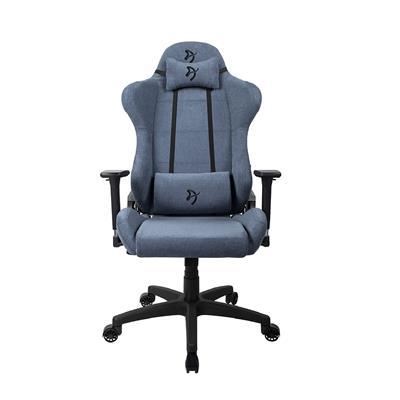 Arozzi Gamerski stol Torretta mehka tkanina (TORRETTA-SFB-BL)