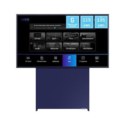 Samsung The Sero QE43LS05TAUXXH 4K