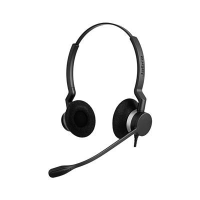 Jabra Naglavne slušalke BIZ 2300 USB DUO MS PRO