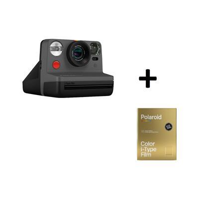 Polaroid NOW in film GoldenMoments I-Type