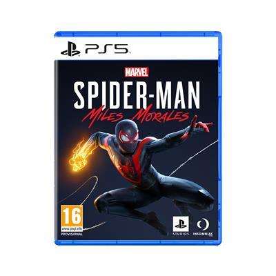 Sony Igra Marvel's Spider-Man: Miles Morales (PS5)