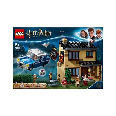 LEGO Harry Potter Rožmarinova štiri 75968