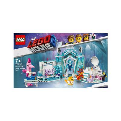 LEGO Movie Bleščeči center za razvajanje! 70837