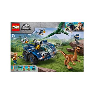 LEGO Jurassic World Pobeg gallimimusa in pteranodona​ 75940