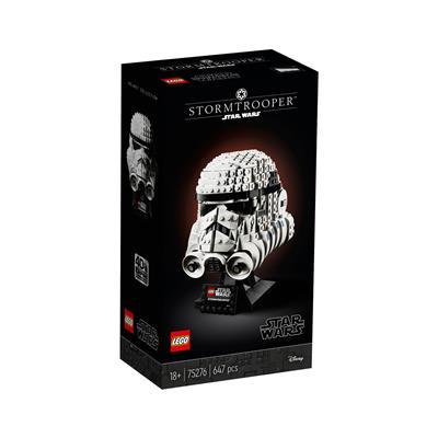LEGO Star Wars™ Čelada nevihtnega jurišnika Stormtrooper 75276
