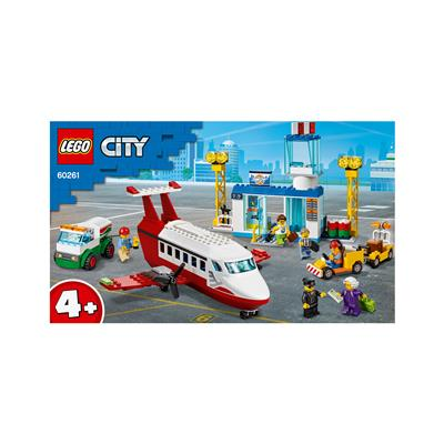 LEGO City Glavno letališče 60261