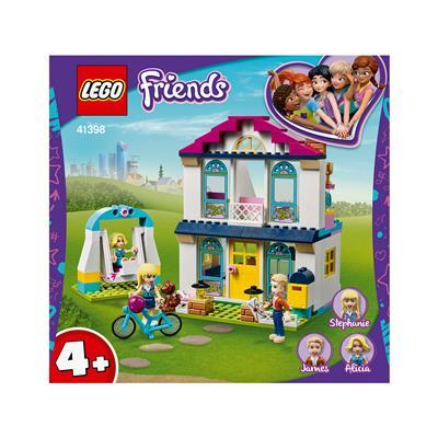 LEGO Friends 4+ Stephaniejina hiša 41398
