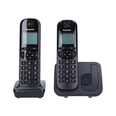 Panasonic Brezvrvični telefon KX-TGC212FXB