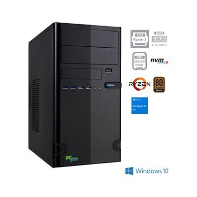 PCplus i-net Ryzen 3 PRO 4350G Windows 10 Pro