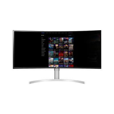LG Ukrivljen monitor 38WN95C-W