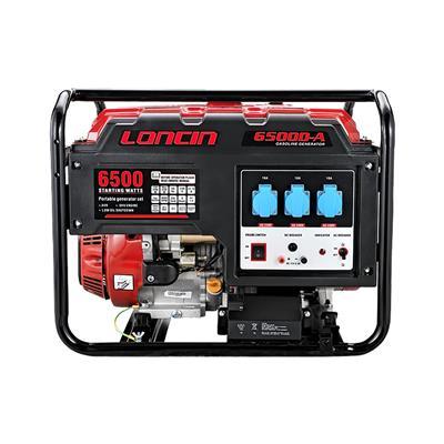 LONCIN Motorni agregat LC6500-AS