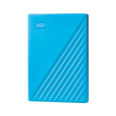 Western Digital Zunanji disk My Passport USB 3.0 (WDBPKJ0040BBK-WESN)