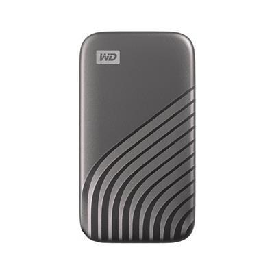 Western Digital Zunanji disk My Passport SSD USB-C 3.2 (WDBAGF0010BRD-WESN)