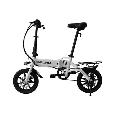 E-Bike Električno zložljivo kolo 14