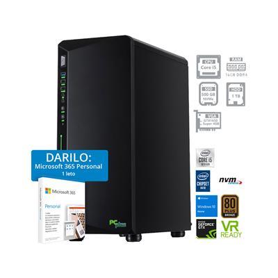 PCplus Gamer i5-10400F GTX1650S Windows 10