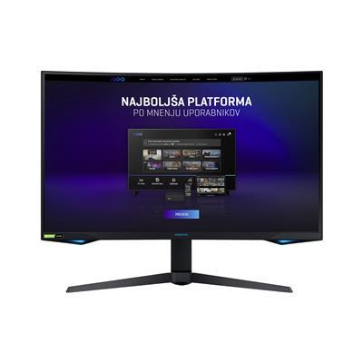 Samsung Gaming monitor Odyssey C32G75TQSR