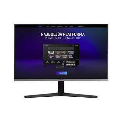 Samsung Ukrivljen monitor C32R500FHR