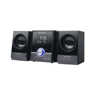 MUSE Micro sistem CD/MP3 z bluetooth (M-38 BT)