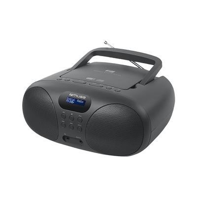 MUSE Prenosni radio s CD DAB (MD-208 DB)