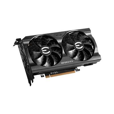 EVGA Gaming grafična kartica GeForce RTX 3060 (12G-P5-3657-KR)