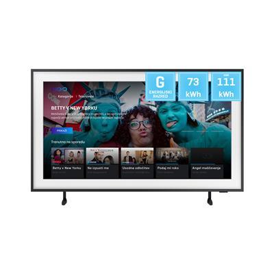 Samsung QLED Frame TV QE43LS03AAUXXH 4K