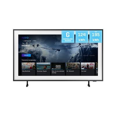 Samsung QLED Frame TV QE65LS03AAUXXH 4K