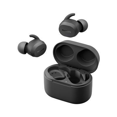 Philips Brezžične slušalke TAT3216BK