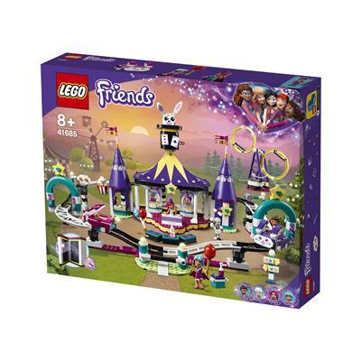 LEGO Friends Čarovniškivlakec smrti v zabaviščnem parku 41685