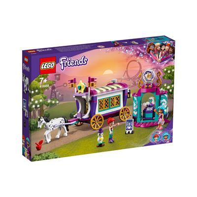 LEGO Friends Čarovniški voz 41688