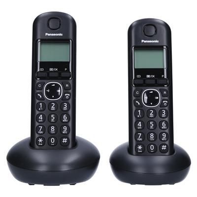 Panasonic Brzvrvični telefon KX-TGB212FXB