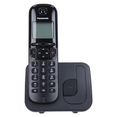 Panasonic Brezvrvični telefon KX-TGC210FXB