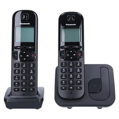 Panasonic Brzvrvični telefon KX-TGC212FXB