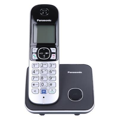 Panasonic Brezvrvični telefon KX-TG6811FXB
