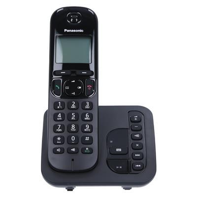 Panasonic Brezvrvični telefon KX-TGC220FXB