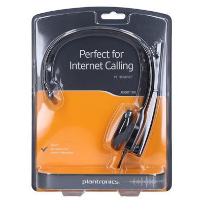 Plantronics PC slušalka audio 310