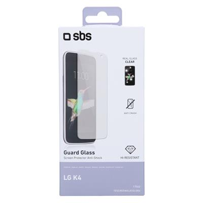 SBS Zaščitno steklo (TESCREENGLASSLGK4)