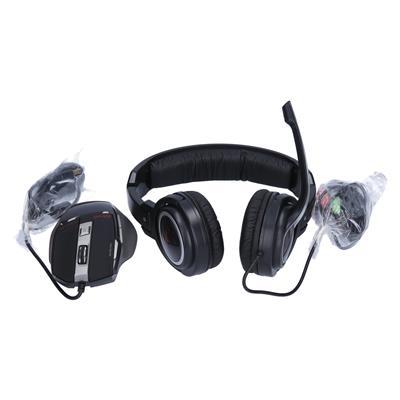 Trust Gaming Igralne slušalke GXT 249 in miška