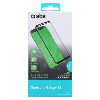 SBS Zaščitno steklo 4D (TESCREEN4DSAS8K)